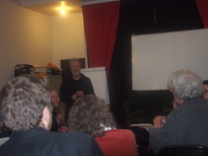 empress cultural centre board president Paul Scriver