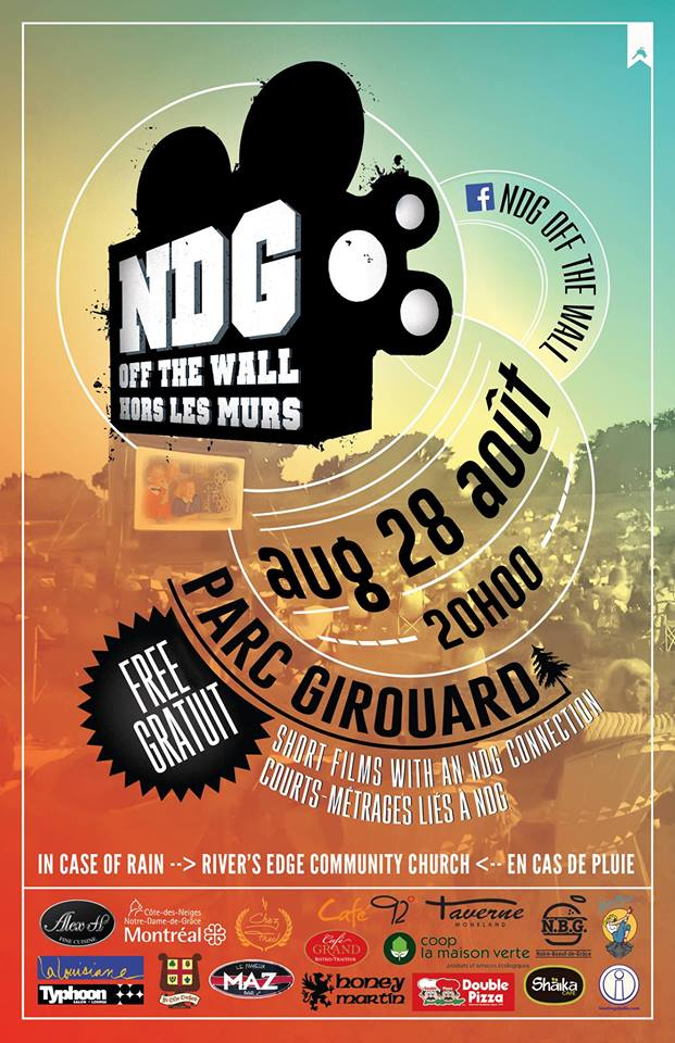 ndg off the wall