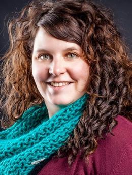 Rachel Chainey, photo credit Concordia University